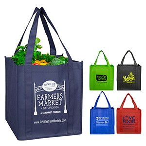 """Mega"" Grocery Shopping Tote Bag"