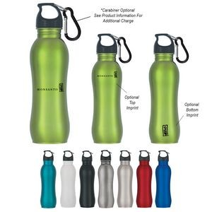 25 Oz. Stainless Steel Grip Bottle