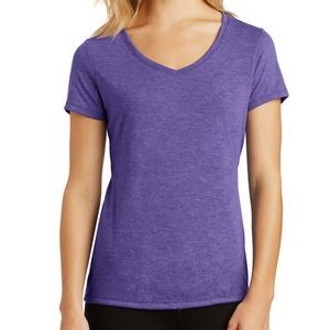 District® Ladies' Perfect Tri™ V-Neck Tee