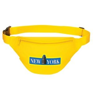 2 Zippered Fanny Pack