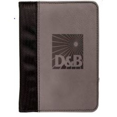 Faux Leather Padfolio
